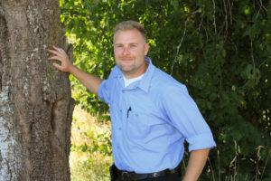 Luke Clark, Owner and Operator of Clark's Advanced Pest
